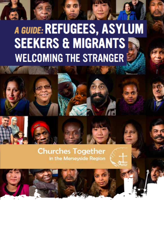 Church guide to welcoming asylum seekers