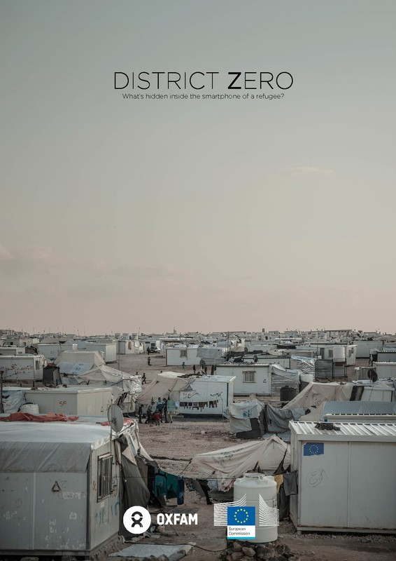 District Zero – the stories inside refugees' smartphones (14 April, Belfast Film Festival) #bff16