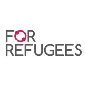 For Refugees logo