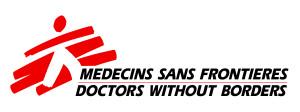 Médecins Sans Frontières french english logo large