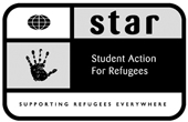 Student Action for Refugees STAR logo