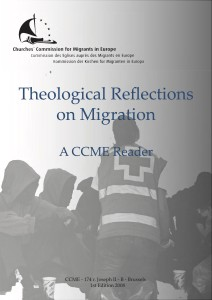 Theological Reflections on Migration CCME front cover