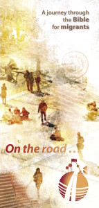 UBS On the road - A journey through the Bible for migrants front cover