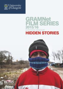 GRAMNet Film Series programme cover