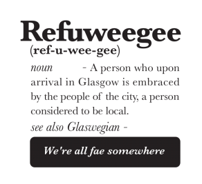 Refuweegee definition square