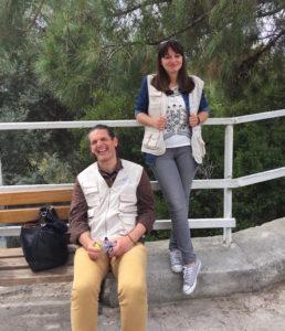 Fotis and Fotini - CTBI Greece May 2016 lores