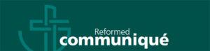 Reformed Communique Logo
