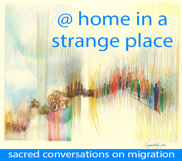 '@home in a strange place' – URC collection of resources