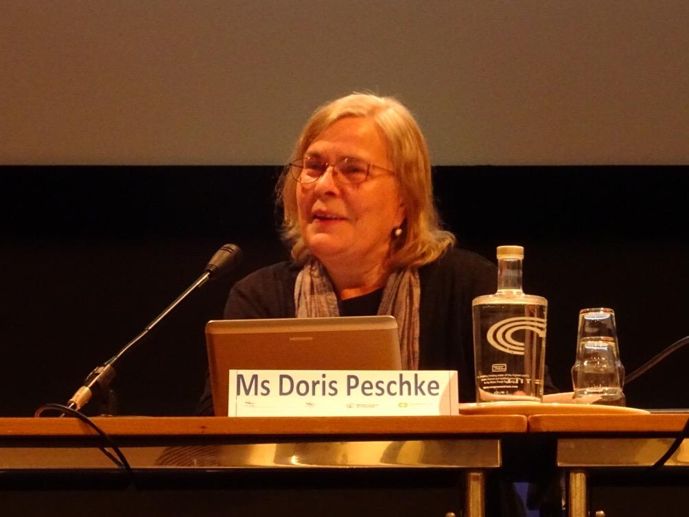 Doris Peschke CCME