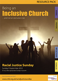 Inclusive Church - Racial Justice Sunday 2012