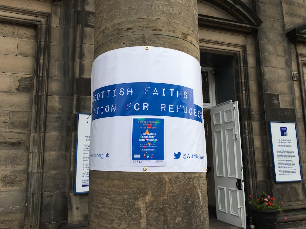 Looking back at the Working Together in Faith conference in Edinburgh #SFARconference