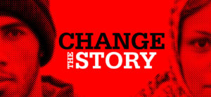 Christian Aid Change the Story banner