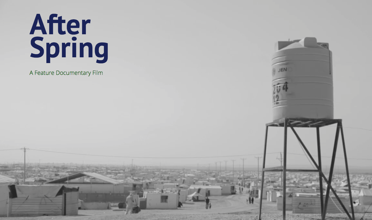 Film review – After Spring – life in Jordan's Zaatari refugee camp