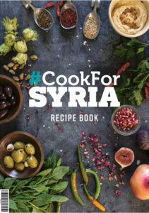 CookForSyria - raising money for UNICEF | focus on refugees
