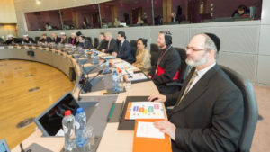 High-level meeting with religious leaders at European Commission