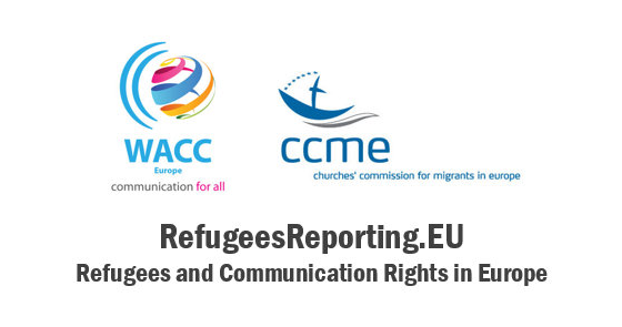 CCME & WACC launch Refugees Reporting project