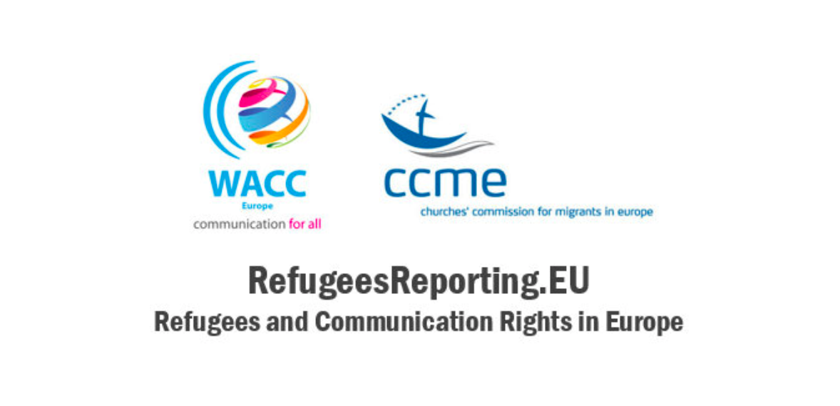 Refugees Reporting to publish findings on Thursday (live-stream)