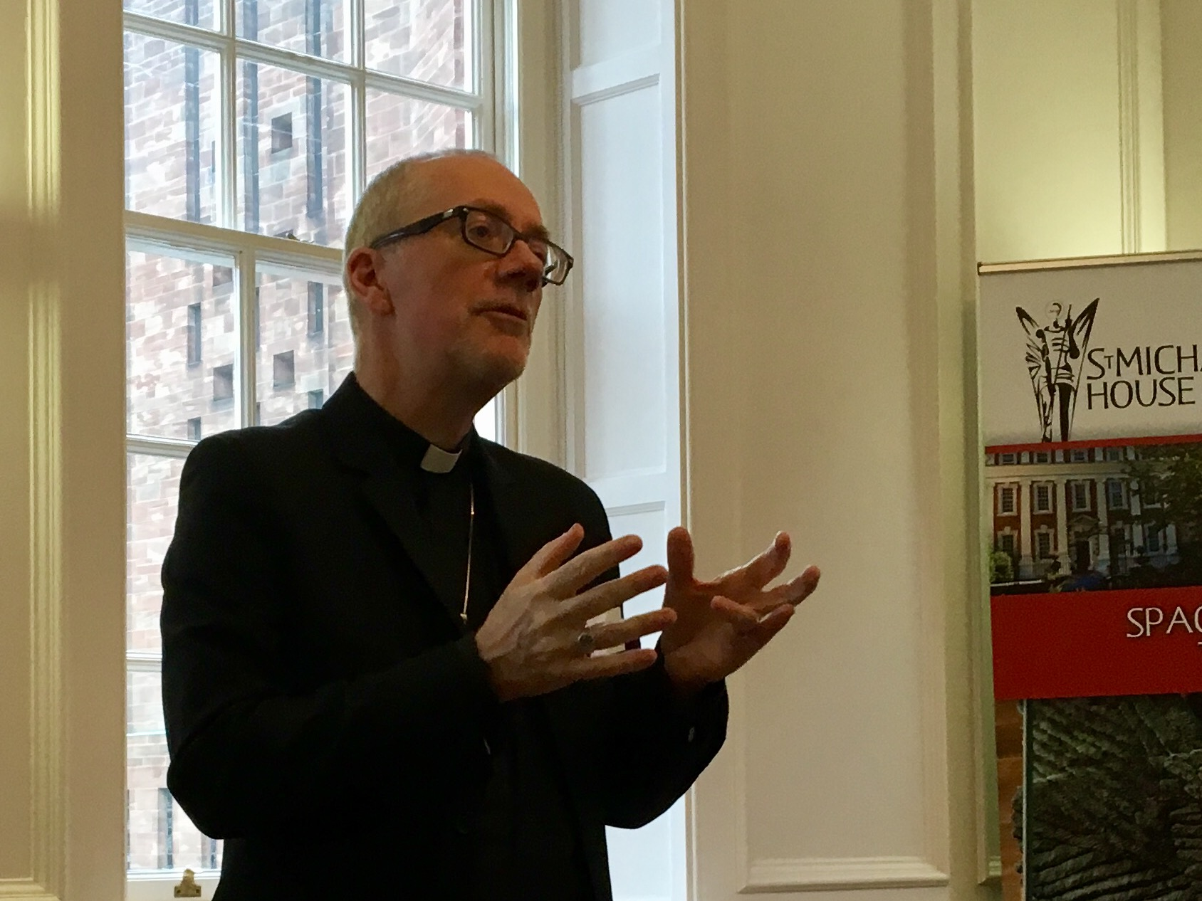 Bishop of Croydon voices his concern about closure of Dubs Scheme