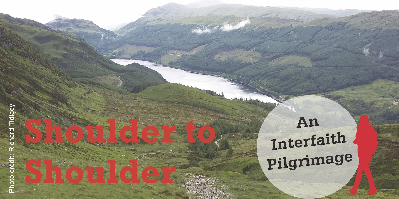 Shoulder to Shoulder – Interfaith Pilgrimage as part of Scottish Refugee Festival