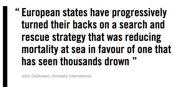 EU refugee policy & court case round-up