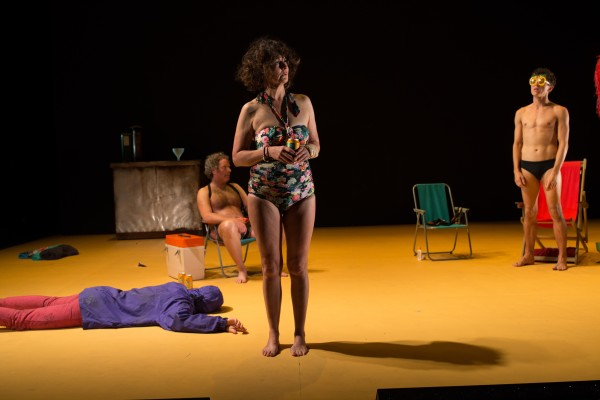 This Beach (Brokentalkers) – challenging attitudes to otherness through theatre