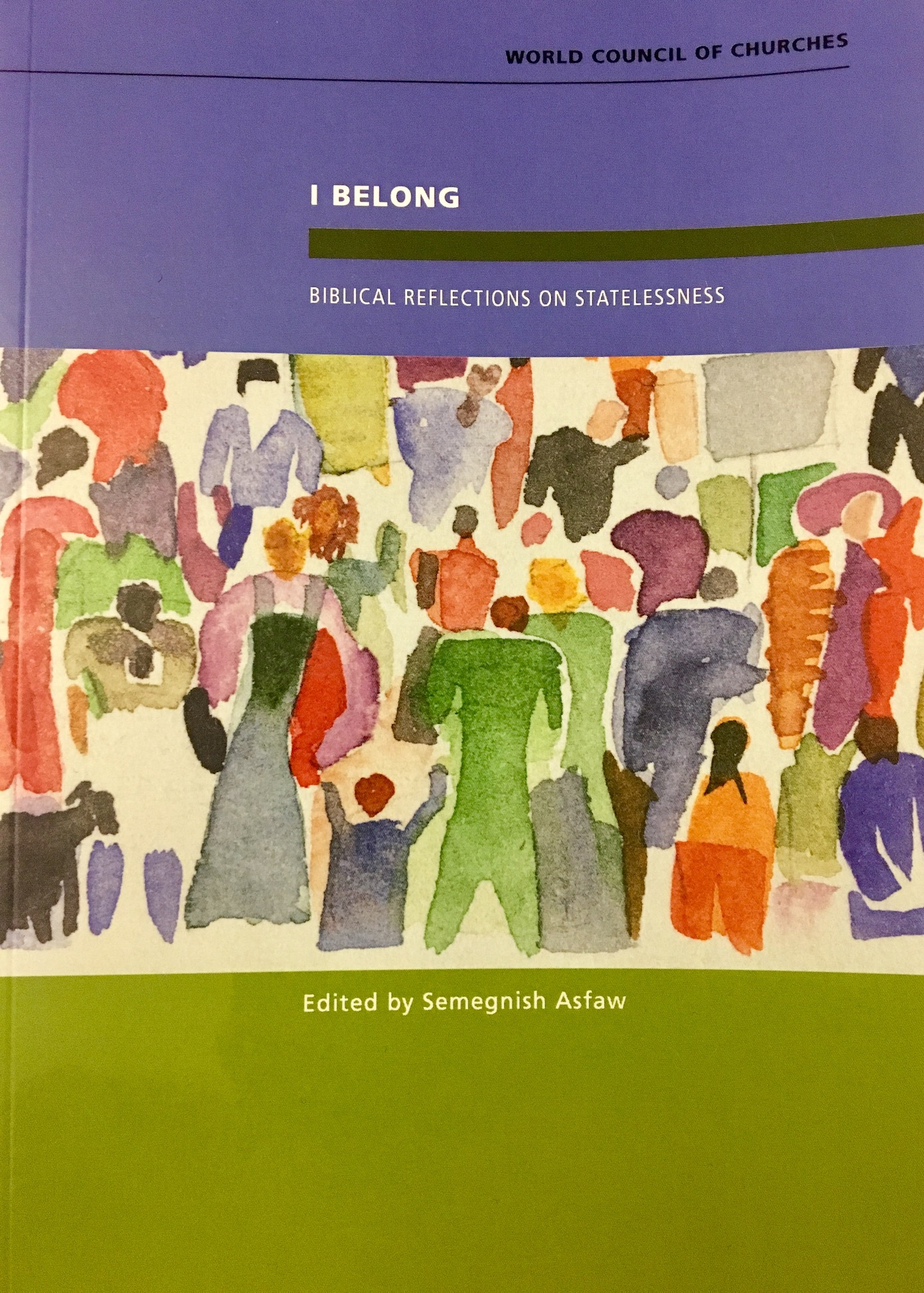 Resources about Statelessness #LockedInLimbo