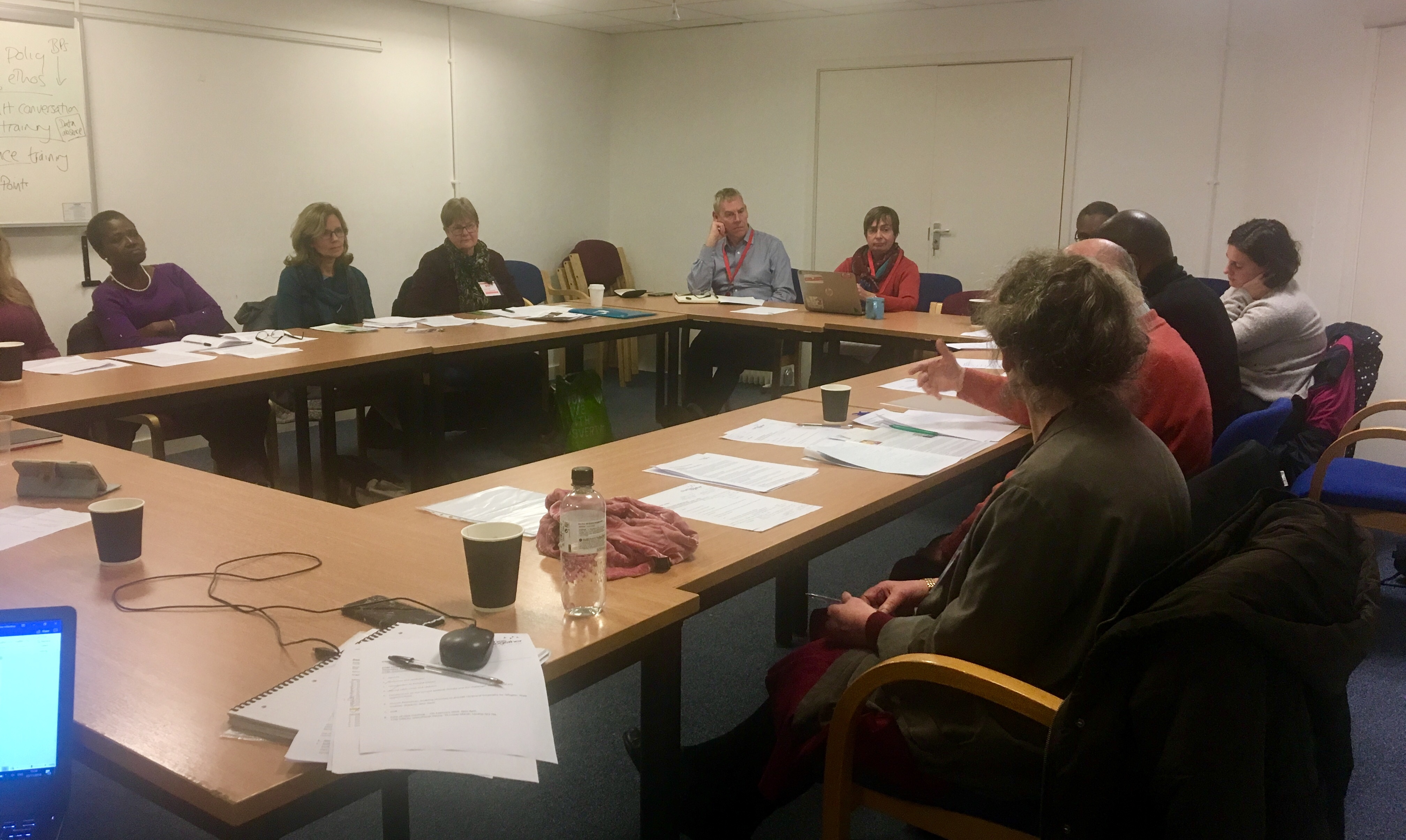 Update from CTBI Churches' Refugee Network